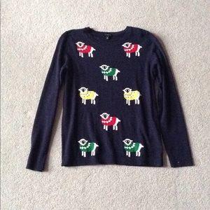 Talbots Lamb Sweater